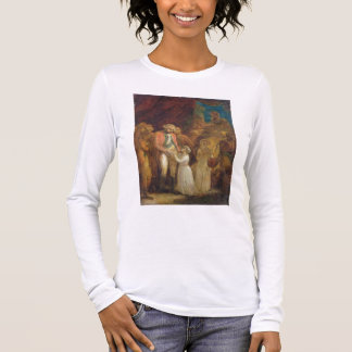 The Two Sons of Tipu Sahib, Sultan of Mysore, Bein Long Sleeve T-Shirt