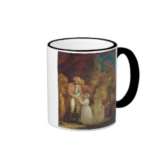 The Two Sons of Tipu Sahib, Sultan of Mysore, Bein Ringer Mug