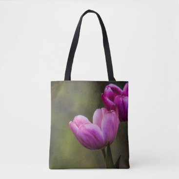 Beach Themed The Two Tulip Tote