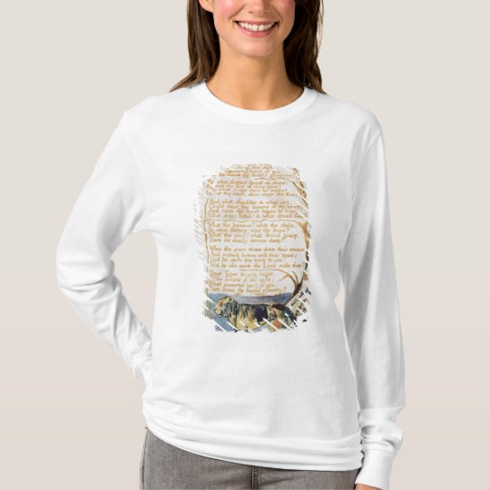 The Tyger, from Songs of Innocence T-Shirt
