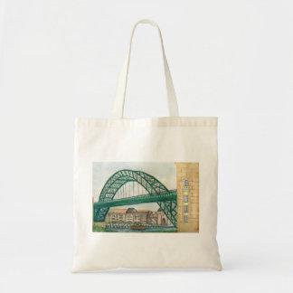 The tyne bridge newcastle upon tyne bag