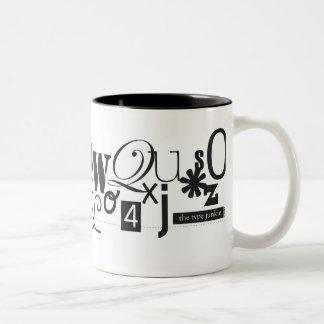 the type junkie mug
