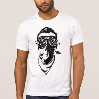 The type of the handkerchief T-Shirt