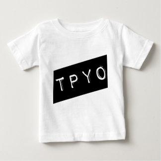 """The """"Typo"""" Range Baby T-Shirt"""