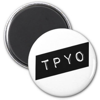 """The """"Typo"""" Range Magnet"""