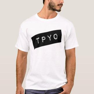 "The ""Typo"" Range T-Shirt"