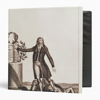 The Tyrant of the Revolution Crushed Binder