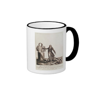 The Tyrant of the Revolution Crushed Mugs