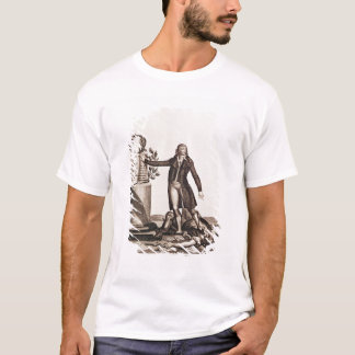 The Tyrant of the Revolution Crushed T-Shirt