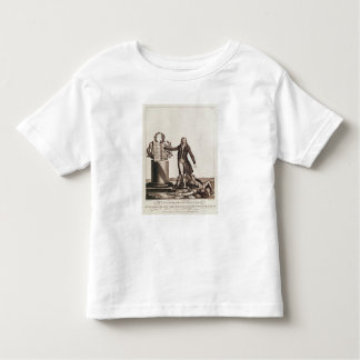 The Tyrant of the Revolution Crushed Toddler T-shirt