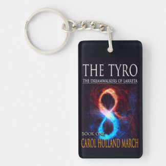 The Tyro Designer Keychain