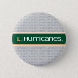 The U Hurricanes Button