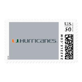 The U Hurricanes Postage
