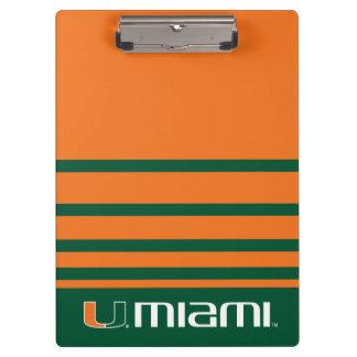 The U Miami Clipboard