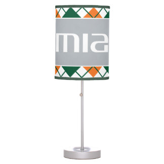 The U Miami Desk Lamp