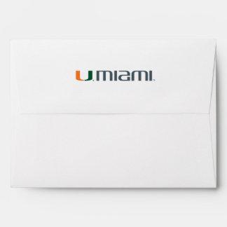 The U Miami Envelope