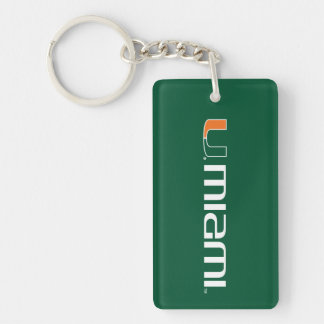 The U Miami Keychain