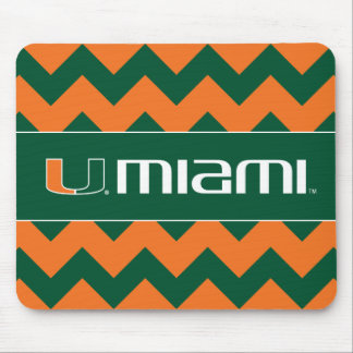 The U Miami Mouse Pad