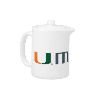 The U Miami Teapot
