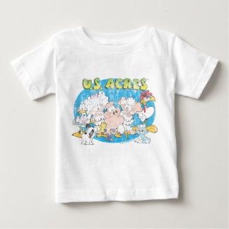 The U.S. Acres Group Baby Shirt