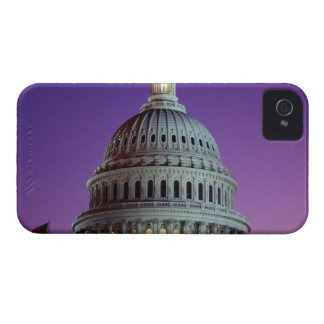 The U S Capitol at dusk with light in the dome Blackberry Bold Case