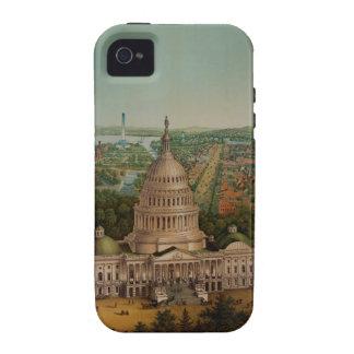 The U S Capitol Building Case-Mate iPhone 4 Cover