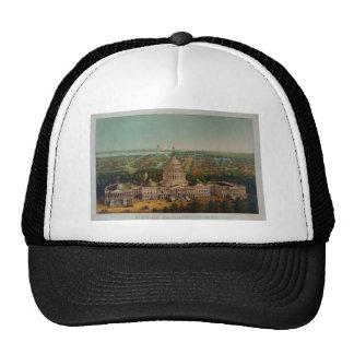 The U.S. Capitol Building Trucker Hat
