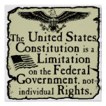 The U.S. Constitution Poster