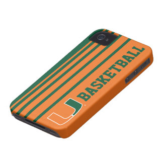 The U with Customizable Sport Case-Mate iPhone 4 Case