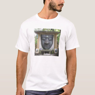 The Ueno Daibutsu unless above this it falls, is T-Shirt