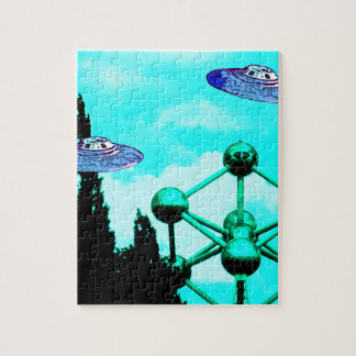the UFOs Jigsaw Puzzles