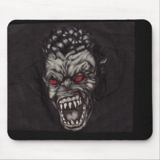 The Ugly Mouse Pad