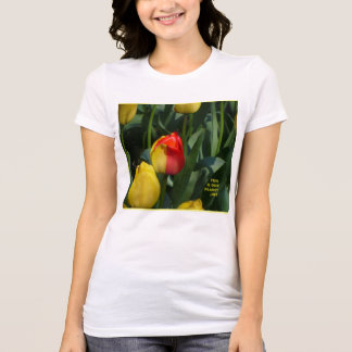 The ugly tulip tshirt from This is our planet.net