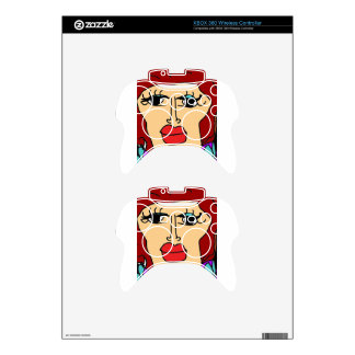 the ugly women xbox 360 controller skins