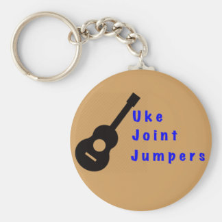 The Uke Joint Jumpers Keyring Keychain