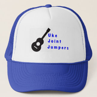 The Uke Joint Jumpers Truckers Cap