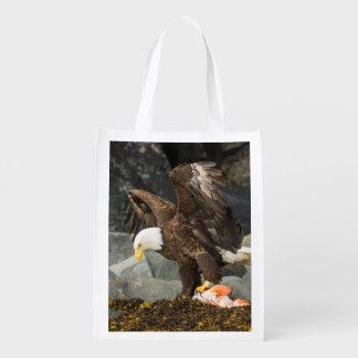 The Ultimate Bald Eagle Grocery Bag