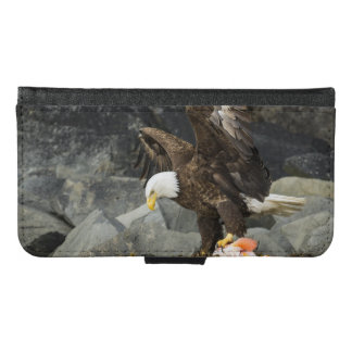 The Ultimate Bald Eagle Samsung Galaxy S6 Wallet Case