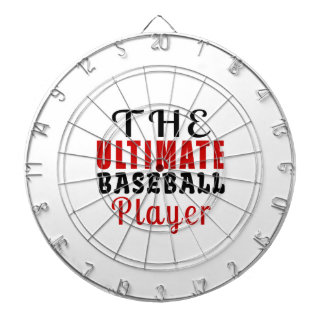 THE ULTIMATE BASEBALL FIGHTER DARTBOARDS