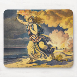 The Ultimate Consumer by Udo J. Keppler Mouse Pad