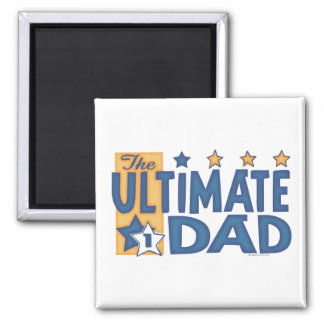 The Ultimate Dad Gear Magnet