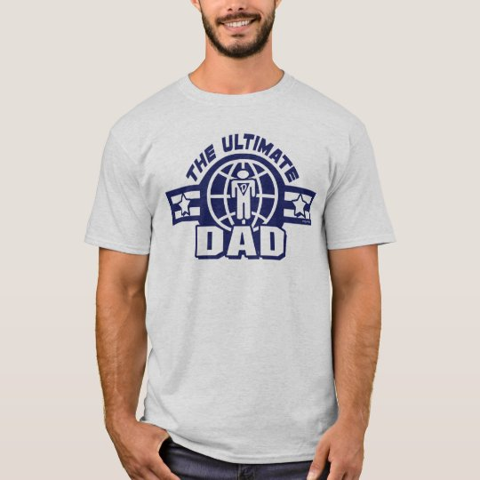 The Ultimate Dad Logo Gear T-Shirt