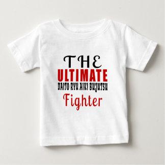 THE ULTIMATE DAITO RYU AIKI BUJUTSU FIGHTER BABY T-Shirt