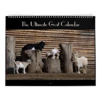 The Ultimate Goat Calendar
