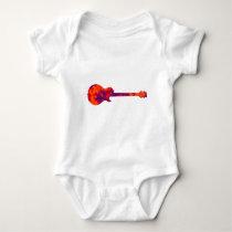 THE ULTIMATE GUITAR BABY BODYSUIT