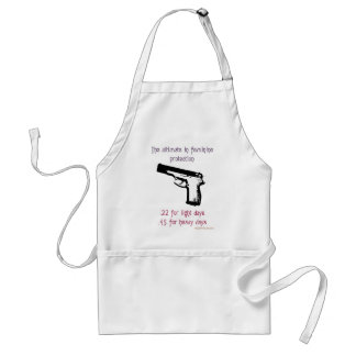 The Ultimate In Feminine Protection Adult Apron
