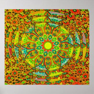 The Ultimate Mandala Poster