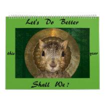 The Ultimate Opossum Calendar