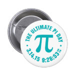 The Ultimate Pi Day 2015 2 Inch Round Button