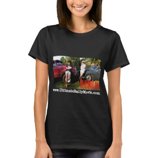 The Ultimate Rally movie Bronco Volvo Jeep shirt